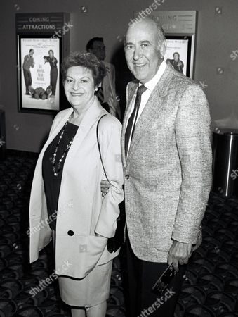 Carl Reiner and wife Estelle