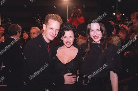 John Asher, Jenny McCarthy and Marissa Ribisi