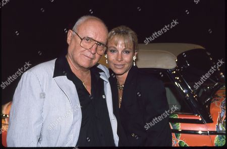 Rod Steiger and wife
