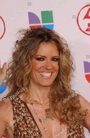 Stock Photo of Rebeca de Alba