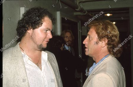 Christopher Cross and Michael Medavoy