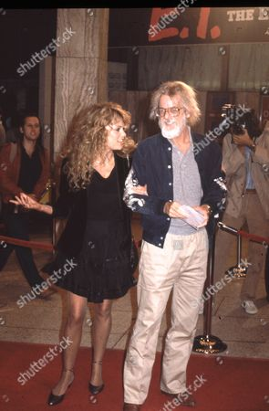 Stock Picture of Dyan Cannon and Hal Ashby