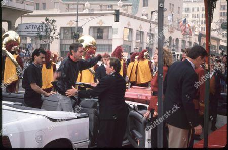 DeForest Kelley, William Shatner, Leonard Nimoy