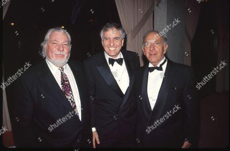 Bernie Brillstein, Garry Marshall and Jack Klugman