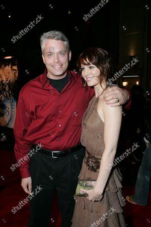 Craig Perry and Mary Elizabeth Winstead
