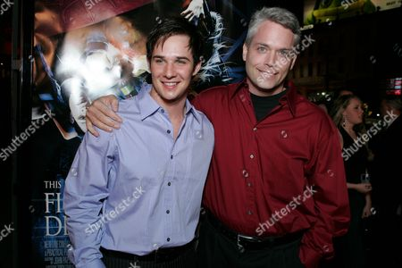 Ryan Merriman and Craig Perry