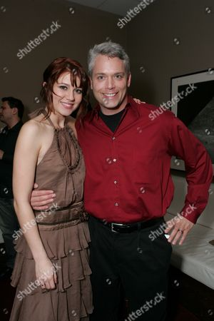 Stock Picture of Mary Elizabeth Winstead and Craig Perry