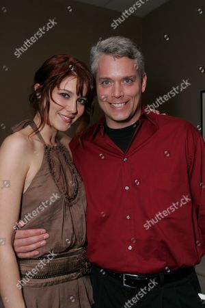 Mary Elizabeth Winstead and Craig Perry