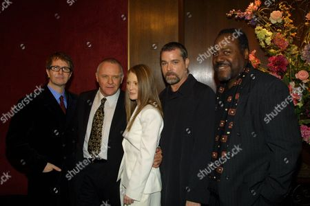 Gary Oldman, Sir Anthony Hopkins, Julianne Moore, Ray Liotta & Frankie R. Faison