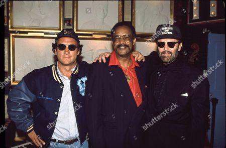 Jim Belushi, LeRoy Isaac & Tigrett Gruhn .