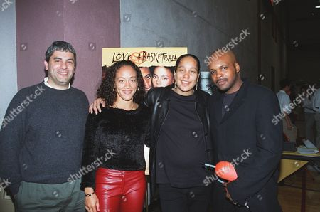 """Editorial photo of """"Love and Basketball"""" VHS & DVD Launch"""