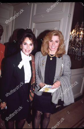 Mary Ann Mobley and Stefanie Powers