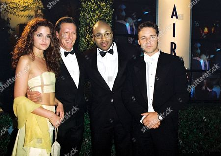 Alexis Thorpe,James Woods with LL Cool J and Russell Crowe