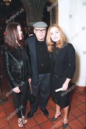 Marin Hopper,Ruthanna Hopper and Dennis Hopper
