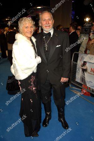 Douglas Gresham and wife