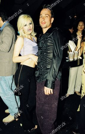 Robert 'Alexis' Arquette and guest