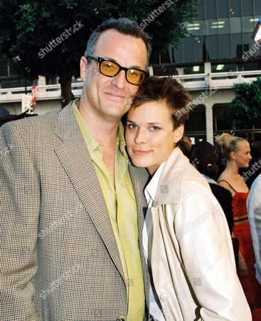 Nick Cassavetes and Laura Prophet