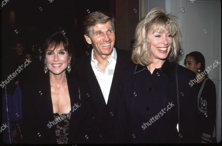 Mary Ann Mobley, Gary Collins and Sarah Purcell