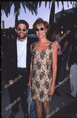 Christine Lahti and boyfriend