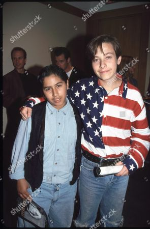 Edward Furlong and brother Bobby