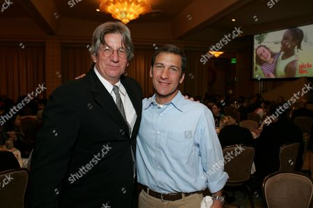 Stock Photo of Tom Lynch and Mike Tollin