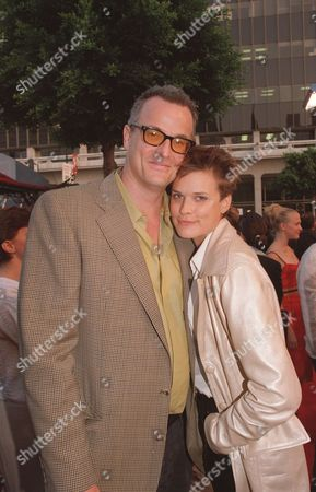Stock Picture of Nick Cassavetes and Laura Prophet