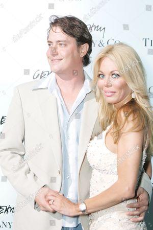 Jeremy London and Melissa Cunningham