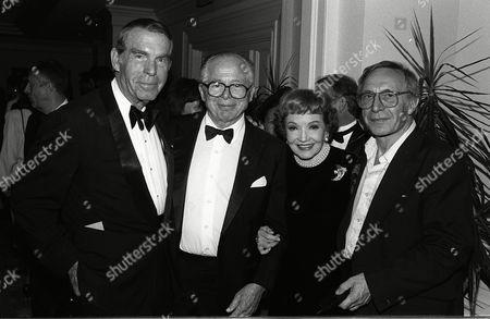 Fred MacMurray, Billy Wilder, Claudette Colbert
