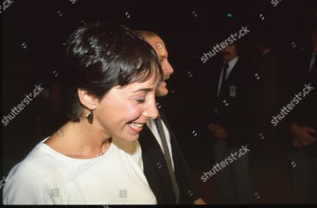 Didi Conn and David Shire