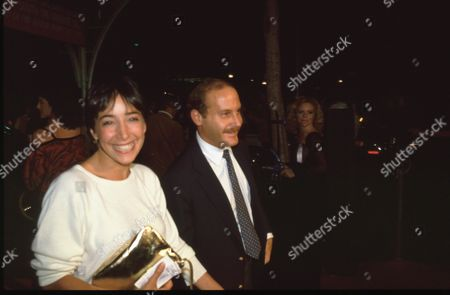 Stock Picture of Didi Conn and David Shire