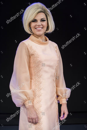 Alison Arnopp, who has just been cast as Dusty Springfield in the new British musical 'DUSTY'