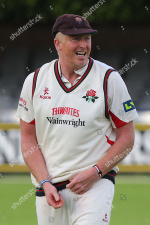 Glen Chapple of Lancashire during Essex CCC vs Lancashire CCC, Day Two