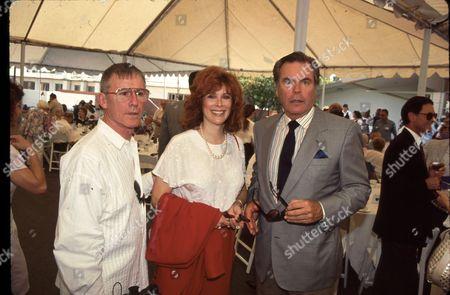 Roddy McDowell, Jill St. John & Robert Wagner