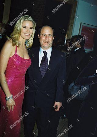 Patricia Duff and Ron Perelman