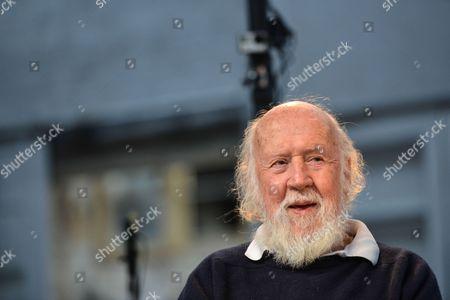 Astrophysicist Hubert Reeves at Ocean Climax Festival