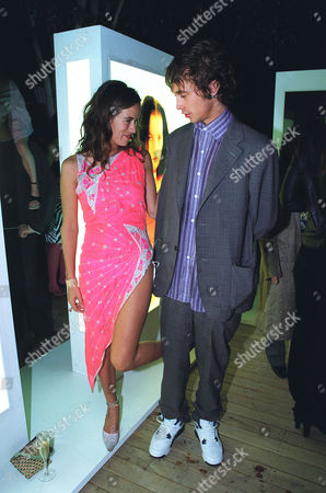 Jade Jagger and Dan McMillan