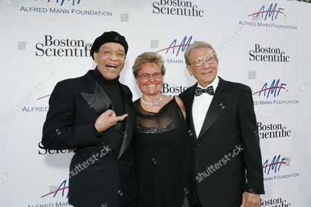 Al Jarreau, Claude Mann and Alfred Mann