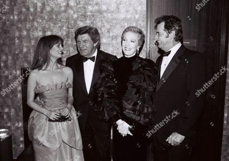 Lesley Ann Warren, Robert Preston, Julie Andrews & James Garner