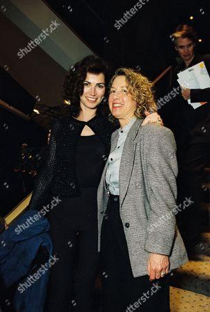 Kim Delaney and Donna Deitch