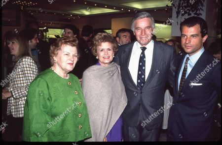 Lydia and Charlton Heston, Massimo Ferragamo