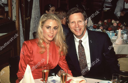Roberta Einstein and Bob Einstein 'Super Dave Osbourne'