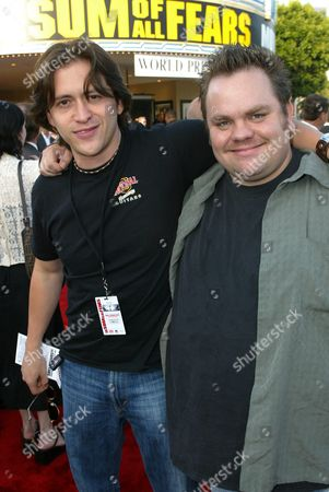 Clifton Collins Jr. and Preston Lacy