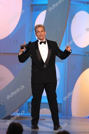 """04/22/01 Hollywood, CA Christopher Titus at Comedy Centrals' """"15th Annual American Comedy Awards"""",  honoring comedians in the field of motion pictures and network cable and syndicated television. The event was held at Universal Studios Hollywood - """"Z"""" lot, and will air on Comedy Central on Wednesday, April 25 at 8:00PM ET/PT. Photos®Berliner Studio/BEI"""