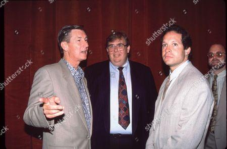 John Candy and Steve Guttenberg