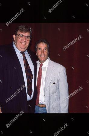 John Candy and Henry Winkler