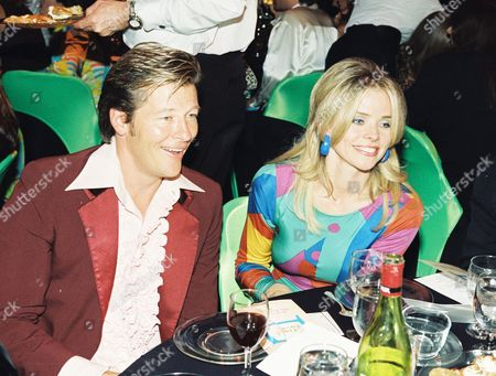Stock Photo of Jack Wagner and wife Kristina Wagner