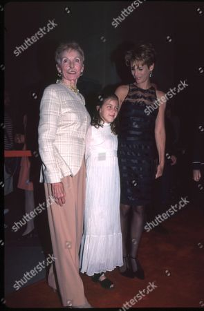 Janet Leigh, daughter Annie and Jamie Lee Curtis