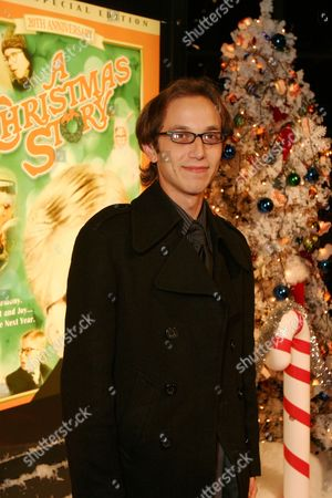 Editorial photo of 20th Anniversary Special Edition DVD release of 'A Christmas Story'