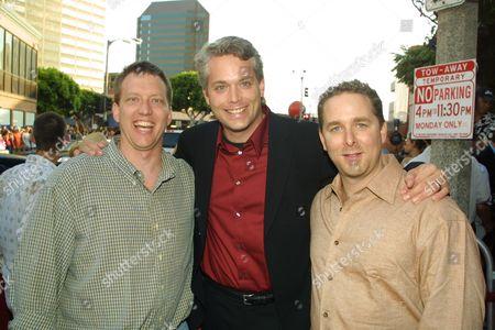 Chris Moore, Craig Perry and Warren Zide