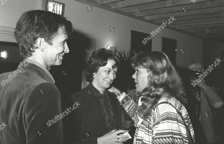 Anthony Perkins and  Martha Berry Benson